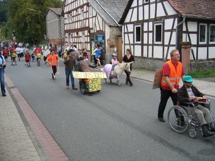 Behinderten Wohnheim